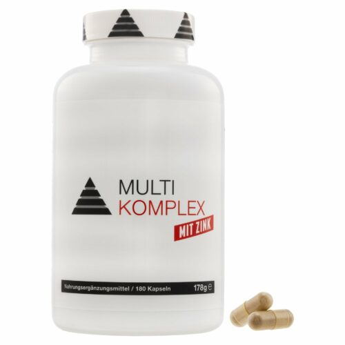 Multivitamine met zink van YPSI - The Full Circle Personal Training