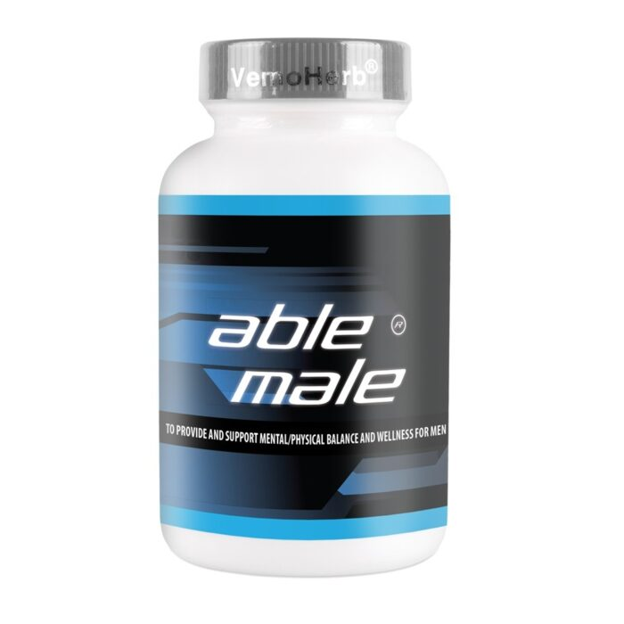 able male vemoherb alpha